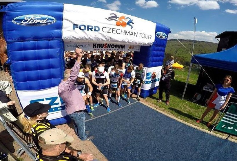 Krušnoman LONG Distance duathlon 2016